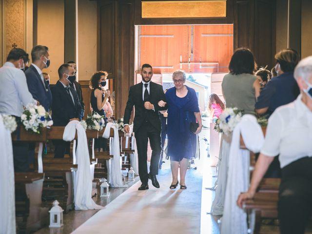 Il matrimonio di Fabrizio e Giorgia a Pieve Emanuele, Milano 53