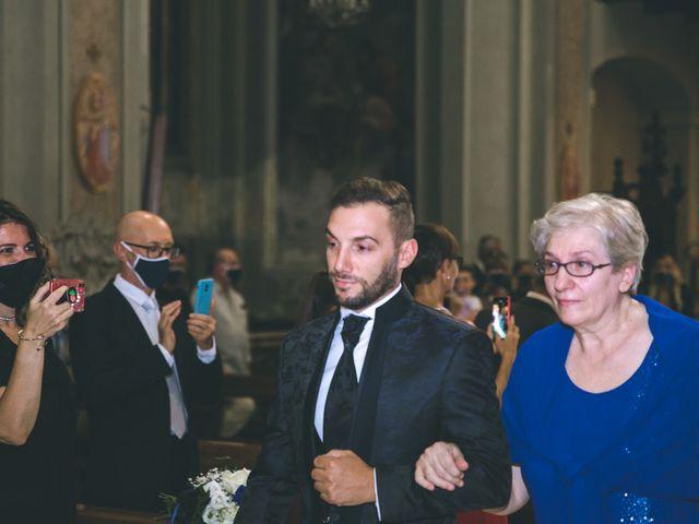 Il matrimonio di Fabrizio e Giorgia a Pieve Emanuele, Milano 54