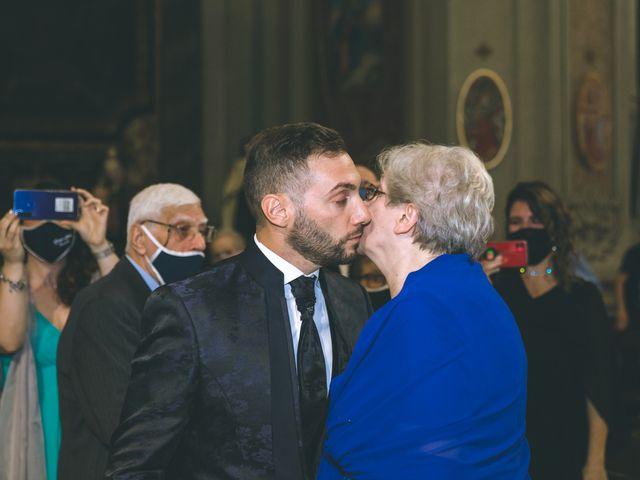 Il matrimonio di Fabrizio e Giorgia a Pieve Emanuele, Milano 55