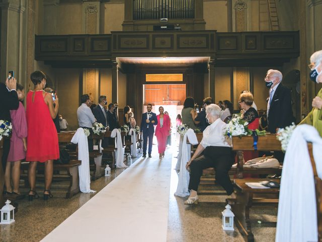 Il matrimonio di Fabrizio e Giorgia a Pieve Emanuele, Milano 56