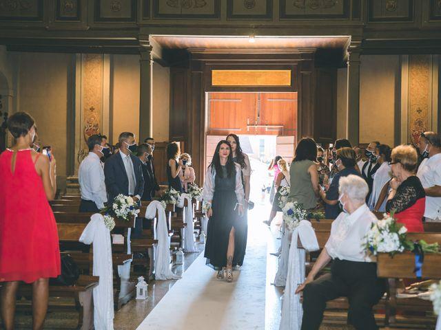 Il matrimonio di Fabrizio e Giorgia a Pieve Emanuele, Milano 58