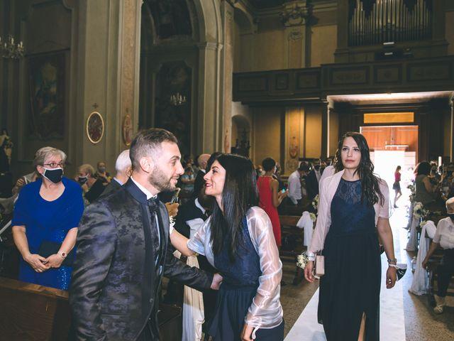 Il matrimonio di Fabrizio e Giorgia a Pieve Emanuele, Milano 59