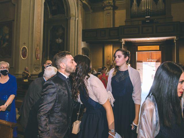 Il matrimonio di Fabrizio e Giorgia a Pieve Emanuele, Milano 60