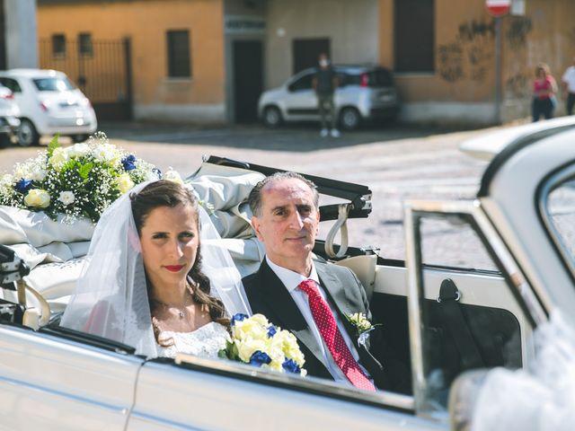 Il matrimonio di Fabrizio e Giorgia a Pieve Emanuele, Milano 64
