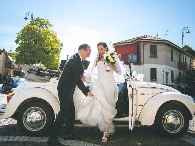 Il matrimonio di Fabrizio e Giorgia a Pieve Emanuele, Milano 68