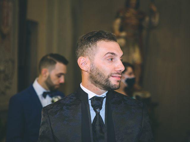 Il matrimonio di Fabrizio e Giorgia a Pieve Emanuele, Milano 71