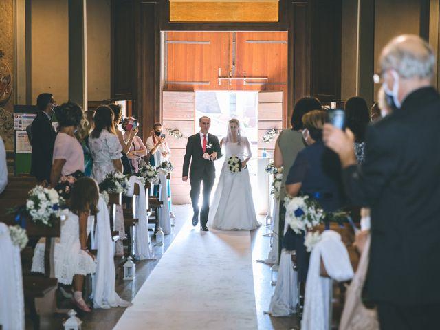 Il matrimonio di Fabrizio e Giorgia a Pieve Emanuele, Milano 73