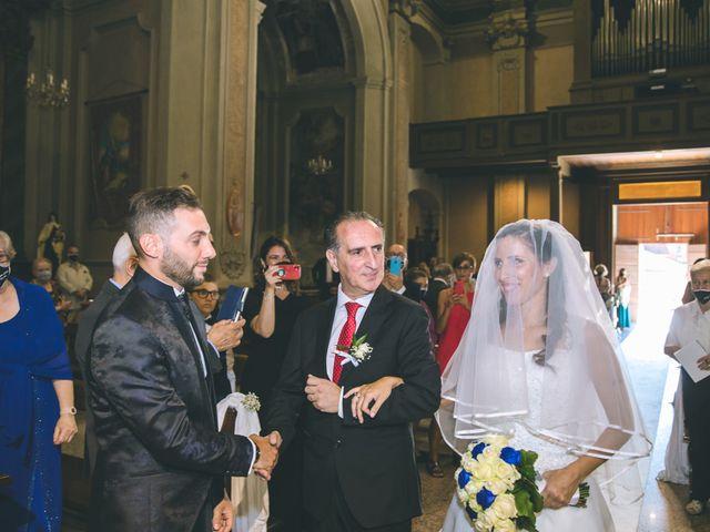 Il matrimonio di Fabrizio e Giorgia a Pieve Emanuele, Milano 74