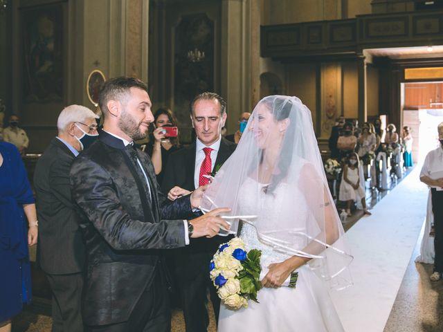 Il matrimonio di Fabrizio e Giorgia a Pieve Emanuele, Milano 75