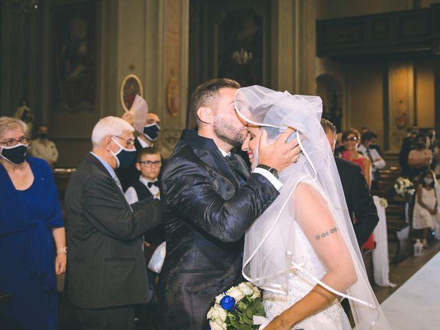 Il matrimonio di Fabrizio e Giorgia a Pieve Emanuele, Milano 76