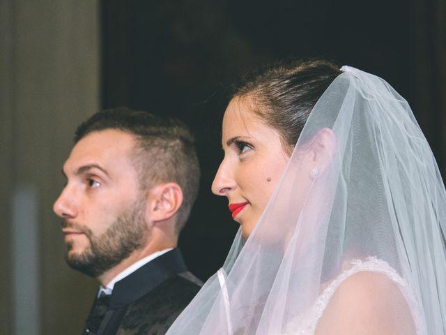 Il matrimonio di Fabrizio e Giorgia a Pieve Emanuele, Milano 77