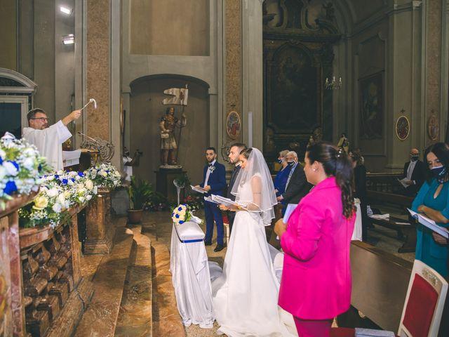 Il matrimonio di Fabrizio e Giorgia a Pieve Emanuele, Milano 80