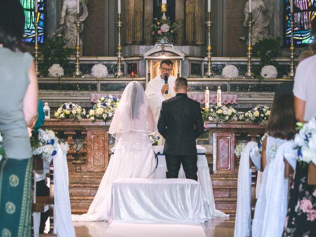 Il matrimonio di Fabrizio e Giorgia a Pieve Emanuele, Milano 82