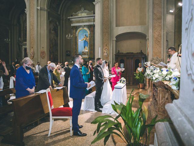 Il matrimonio di Fabrizio e Giorgia a Pieve Emanuele, Milano 83