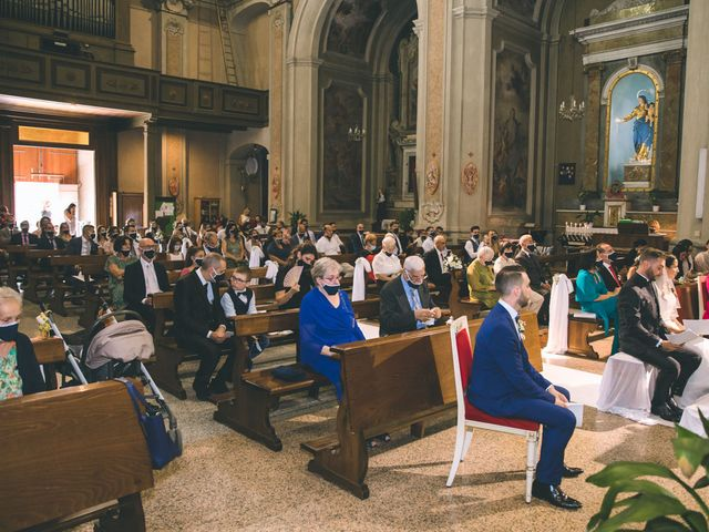 Il matrimonio di Fabrizio e Giorgia a Pieve Emanuele, Milano 84