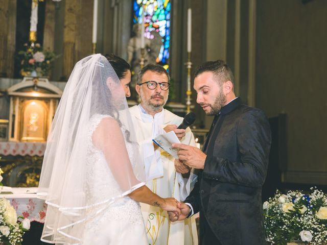 Il matrimonio di Fabrizio e Giorgia a Pieve Emanuele, Milano 91
