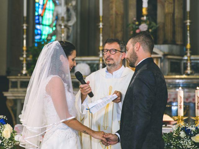 Il matrimonio di Fabrizio e Giorgia a Pieve Emanuele, Milano 93