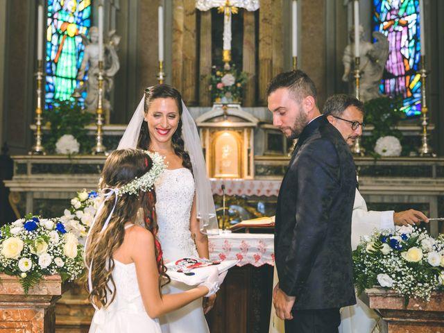 Il matrimonio di Fabrizio e Giorgia a Pieve Emanuele, Milano 94