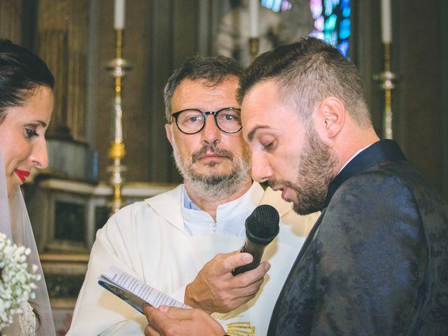 Il matrimonio di Fabrizio e Giorgia a Pieve Emanuele, Milano 95