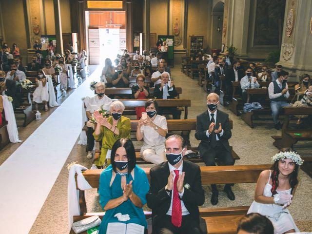 Il matrimonio di Fabrizio e Giorgia a Pieve Emanuele, Milano 100