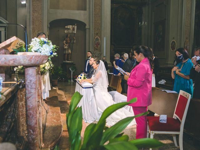 Il matrimonio di Fabrizio e Giorgia a Pieve Emanuele, Milano 103