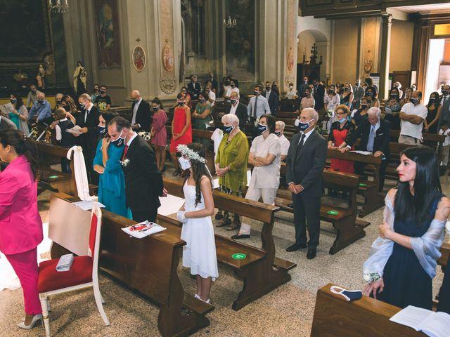 Il matrimonio di Fabrizio e Giorgia a Pieve Emanuele, Milano 107
