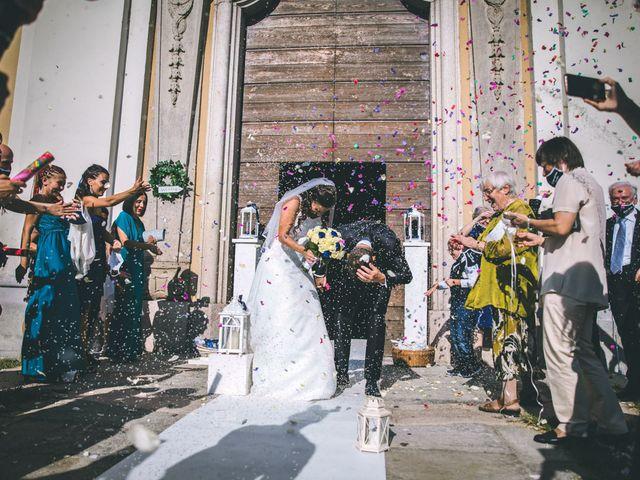 Il matrimonio di Fabrizio e Giorgia a Pieve Emanuele, Milano 113
