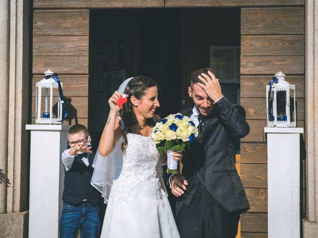 Il matrimonio di Fabrizio e Giorgia a Pieve Emanuele, Milano 115