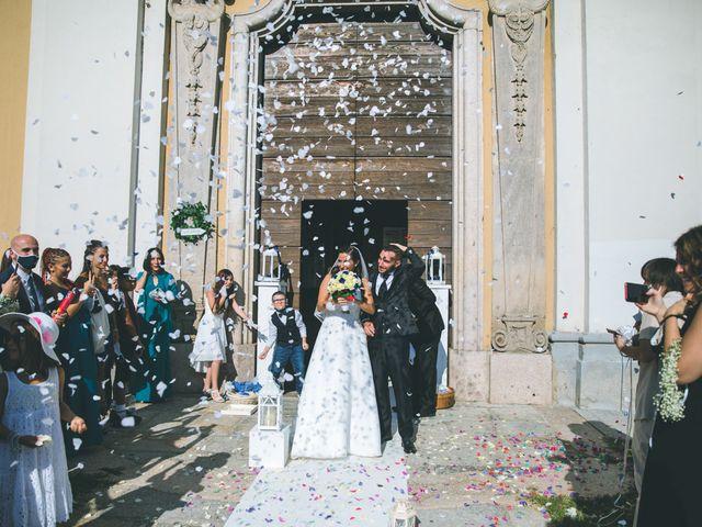 Il matrimonio di Fabrizio e Giorgia a Pieve Emanuele, Milano 116