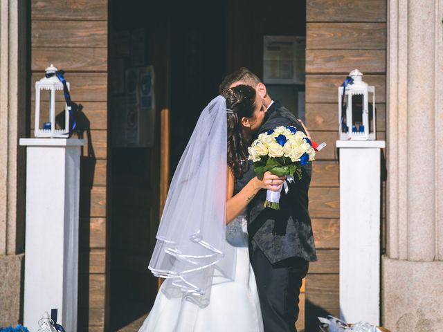 Il matrimonio di Fabrizio e Giorgia a Pieve Emanuele, Milano 117