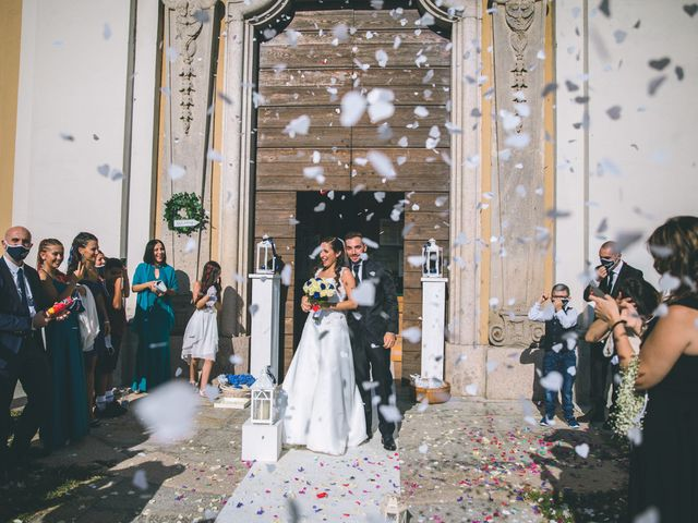 Il matrimonio di Fabrizio e Giorgia a Pieve Emanuele, Milano 118
