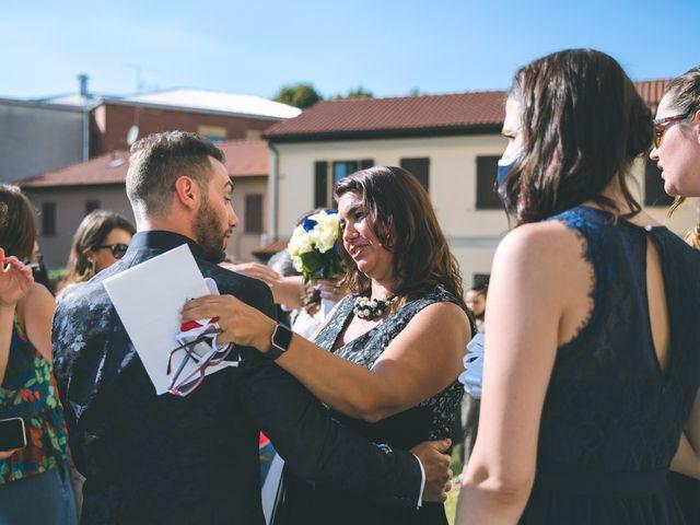 Il matrimonio di Fabrizio e Giorgia a Pieve Emanuele, Milano 120