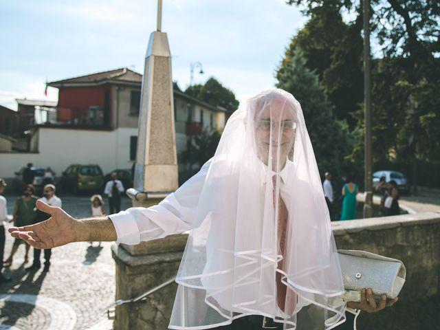 Il matrimonio di Fabrizio e Giorgia a Pieve Emanuele, Milano 121