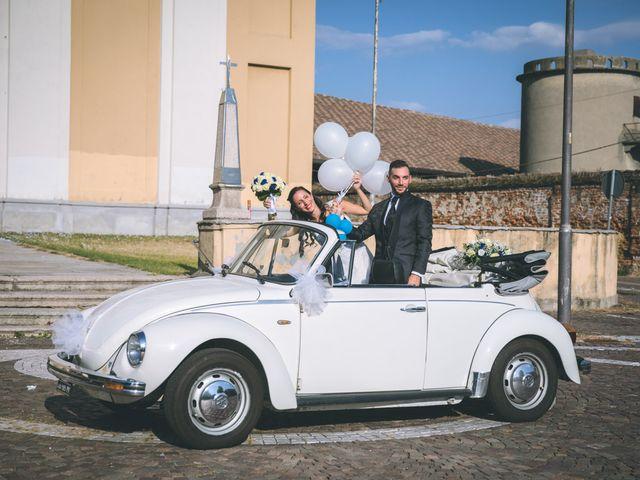 Il matrimonio di Fabrizio e Giorgia a Pieve Emanuele, Milano 123