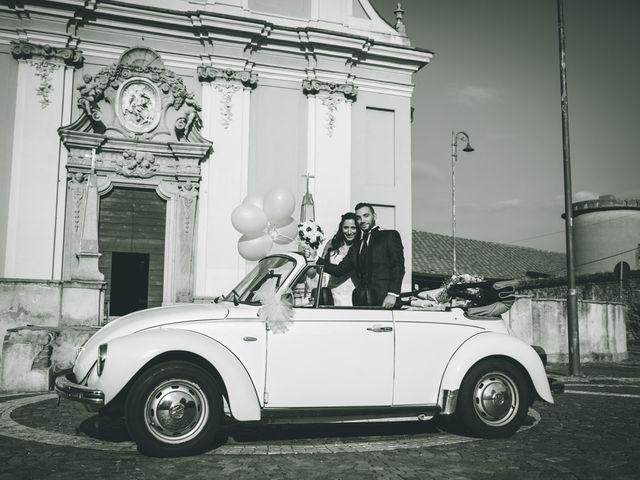Il matrimonio di Fabrizio e Giorgia a Pieve Emanuele, Milano 124