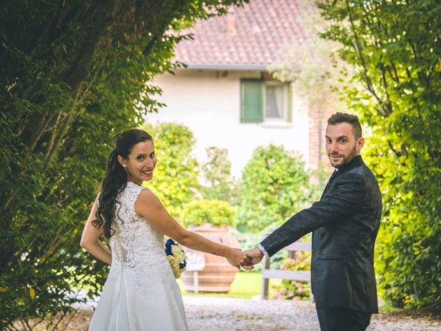 Il matrimonio di Fabrizio e Giorgia a Pieve Emanuele, Milano 129
