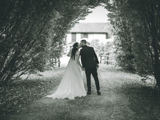 Il matrimonio di Fabrizio e Giorgia a Pieve Emanuele, Milano 130