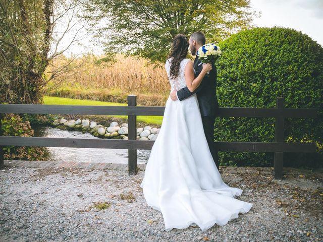 Il matrimonio di Fabrizio e Giorgia a Pieve Emanuele, Milano 131