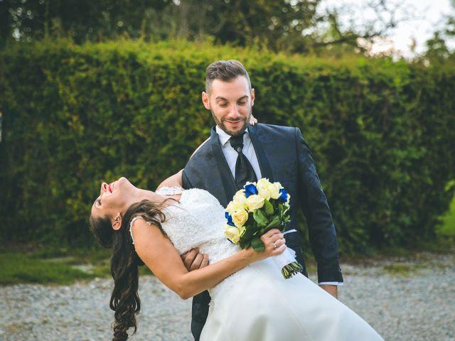 Il matrimonio di Fabrizio e Giorgia a Pieve Emanuele, Milano 137
