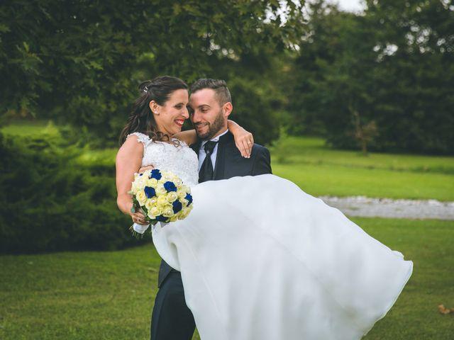 Il matrimonio di Fabrizio e Giorgia a Pieve Emanuele, Milano 142