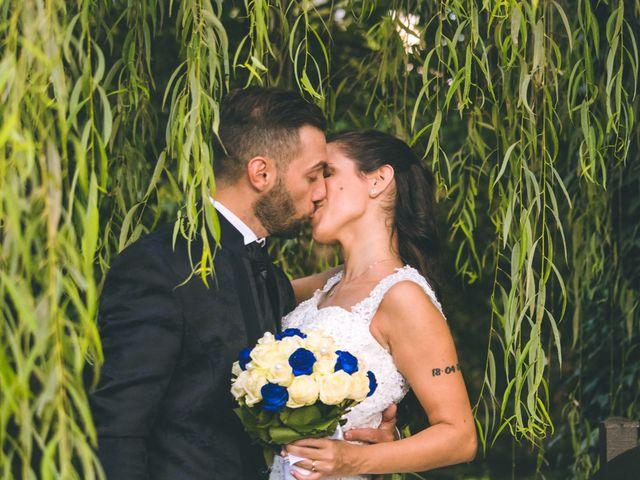 Il matrimonio di Fabrizio e Giorgia a Pieve Emanuele, Milano 151