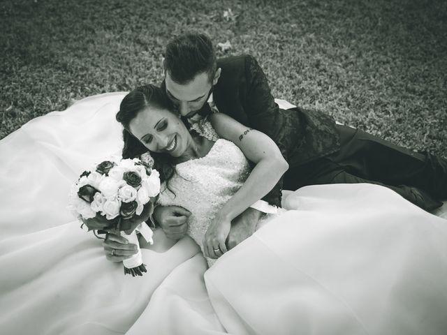 Il matrimonio di Fabrizio e Giorgia a Pieve Emanuele, Milano 157