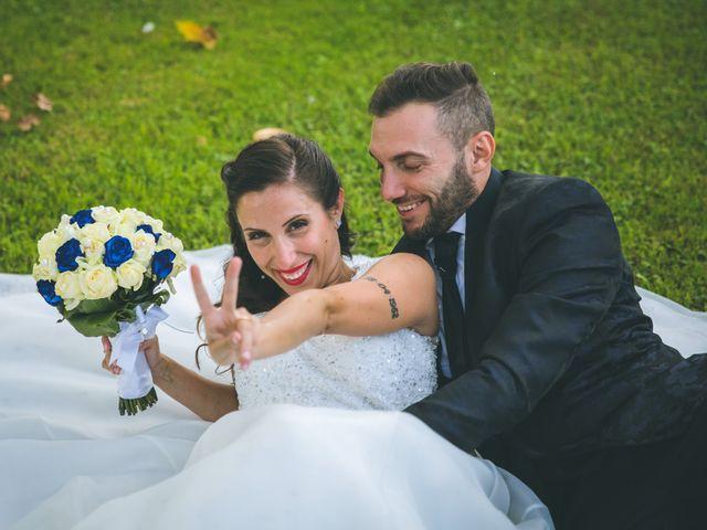 Il matrimonio di Fabrizio e Giorgia a Pieve Emanuele, Milano 160