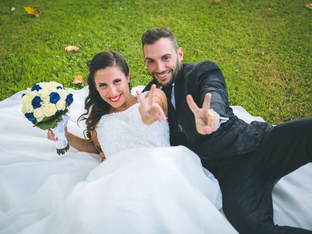 Il matrimonio di Fabrizio e Giorgia a Pieve Emanuele, Milano 161