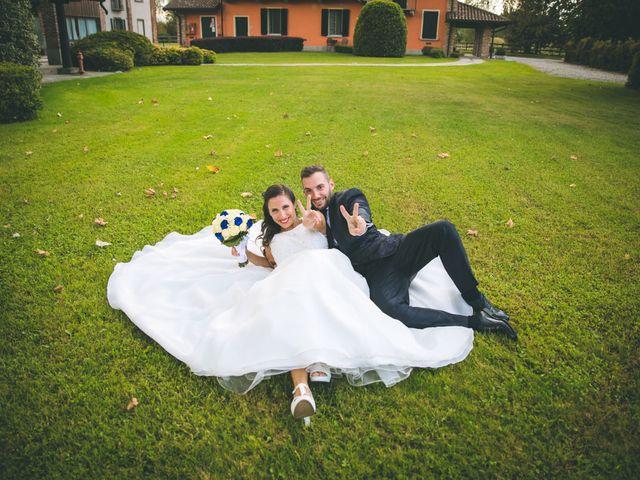 Il matrimonio di Fabrizio e Giorgia a Pieve Emanuele, Milano 162