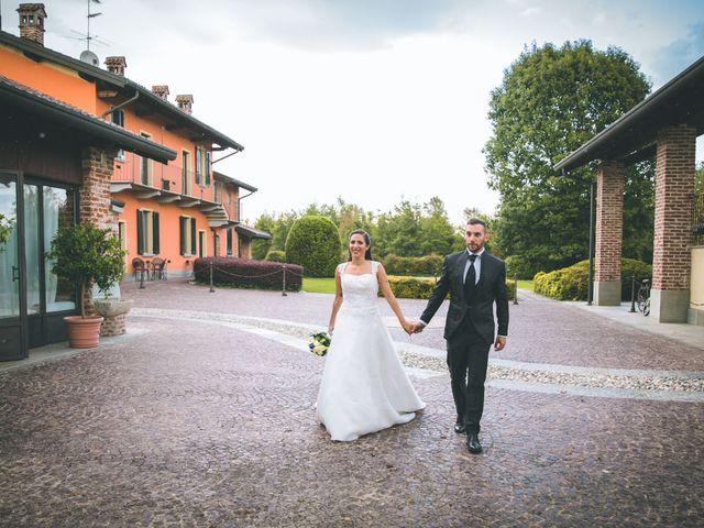 Il matrimonio di Fabrizio e Giorgia a Pieve Emanuele, Milano 163
