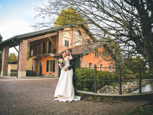 Il matrimonio di Fabrizio e Giorgia a Pieve Emanuele, Milano 167