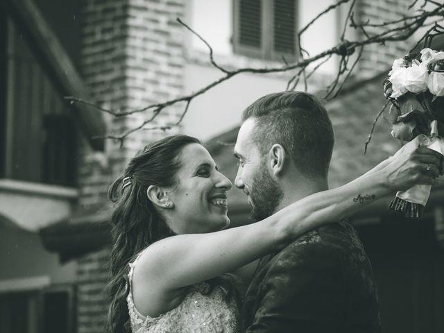 Il matrimonio di Fabrizio e Giorgia a Pieve Emanuele, Milano 1