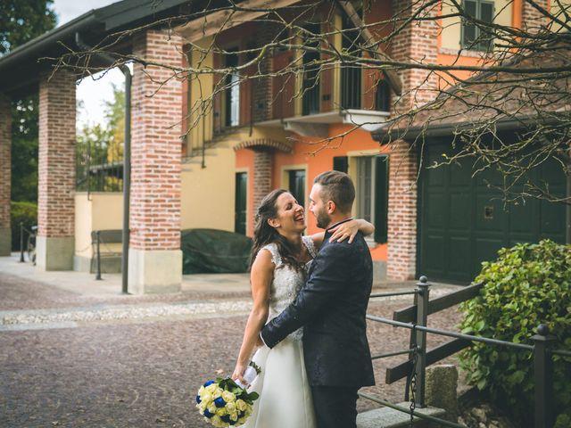 Il matrimonio di Fabrizio e Giorgia a Pieve Emanuele, Milano 170