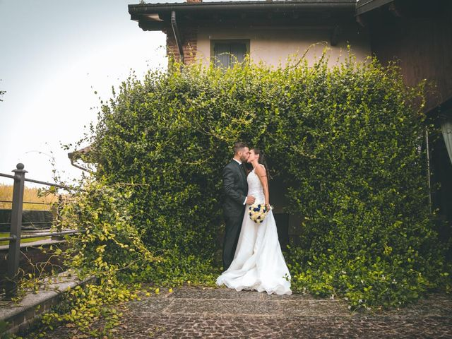Il matrimonio di Fabrizio e Giorgia a Pieve Emanuele, Milano 171